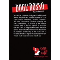 Εσπρέσσο Doge rosso 100% arabica