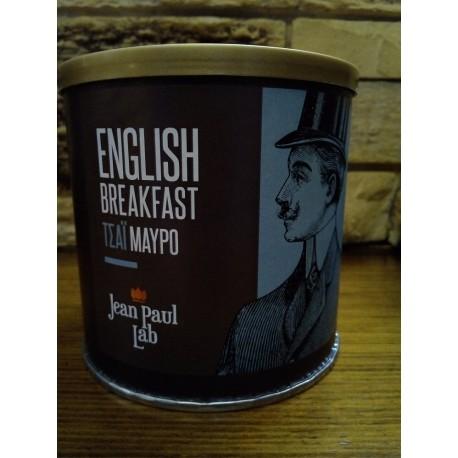 Μαύρο τσάι,jean paul lab,english breakfast.100gr.