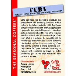 Caffe del Doge Cuba 100% arabica