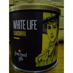 Chamomille,jean paul lab,White life.