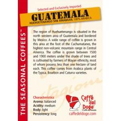 Εσπρέσσο Caffe del Doge guatemala 100% arabica