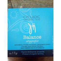 Tea Balance earth from cyclades organics.